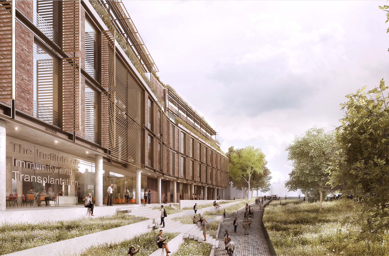 Pears Building Submitted for Planning
