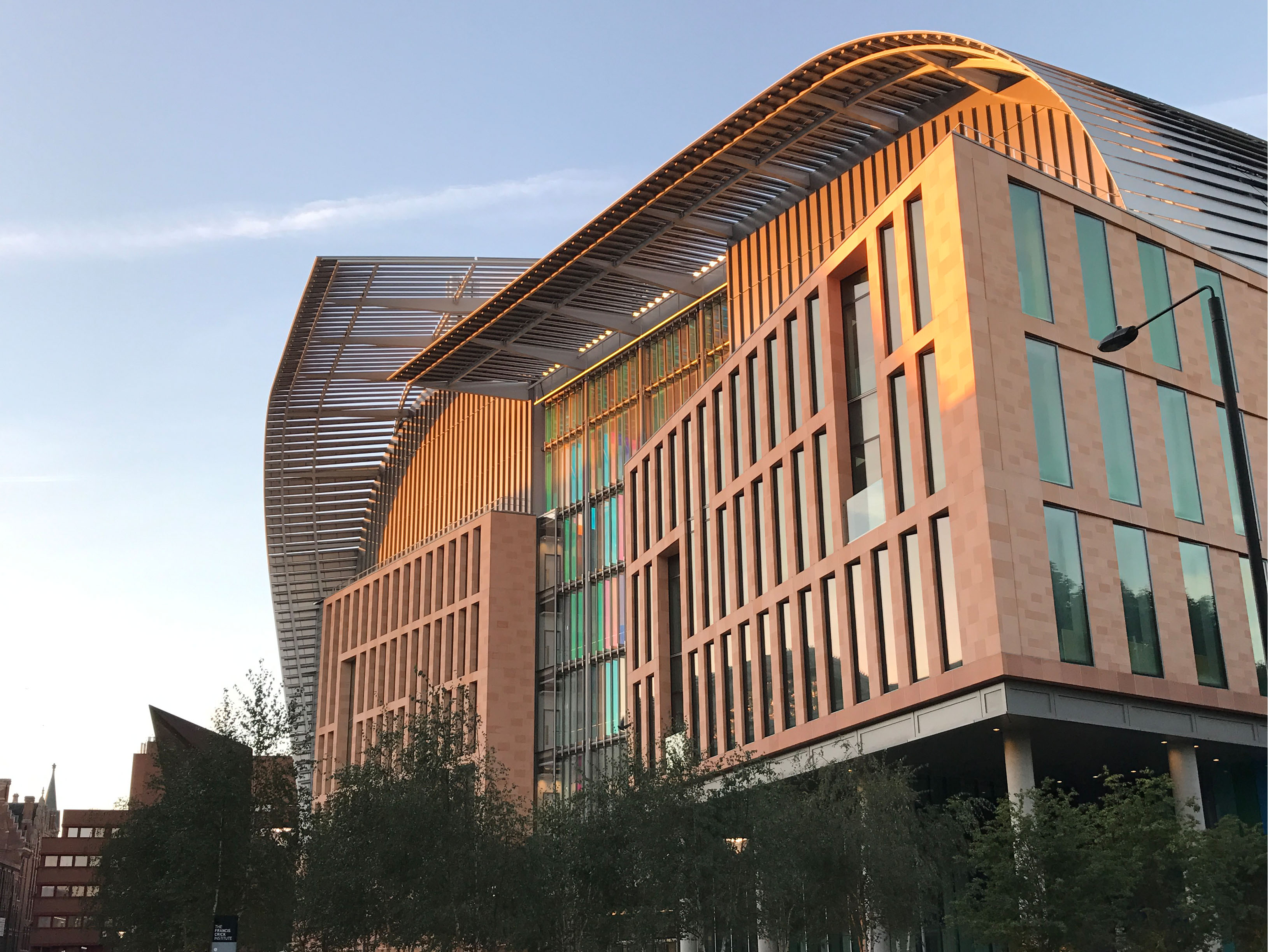 Francis Crick Institute Opens
