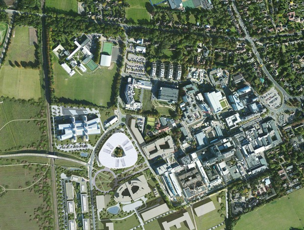 Cambridge Biomedical Master Plan