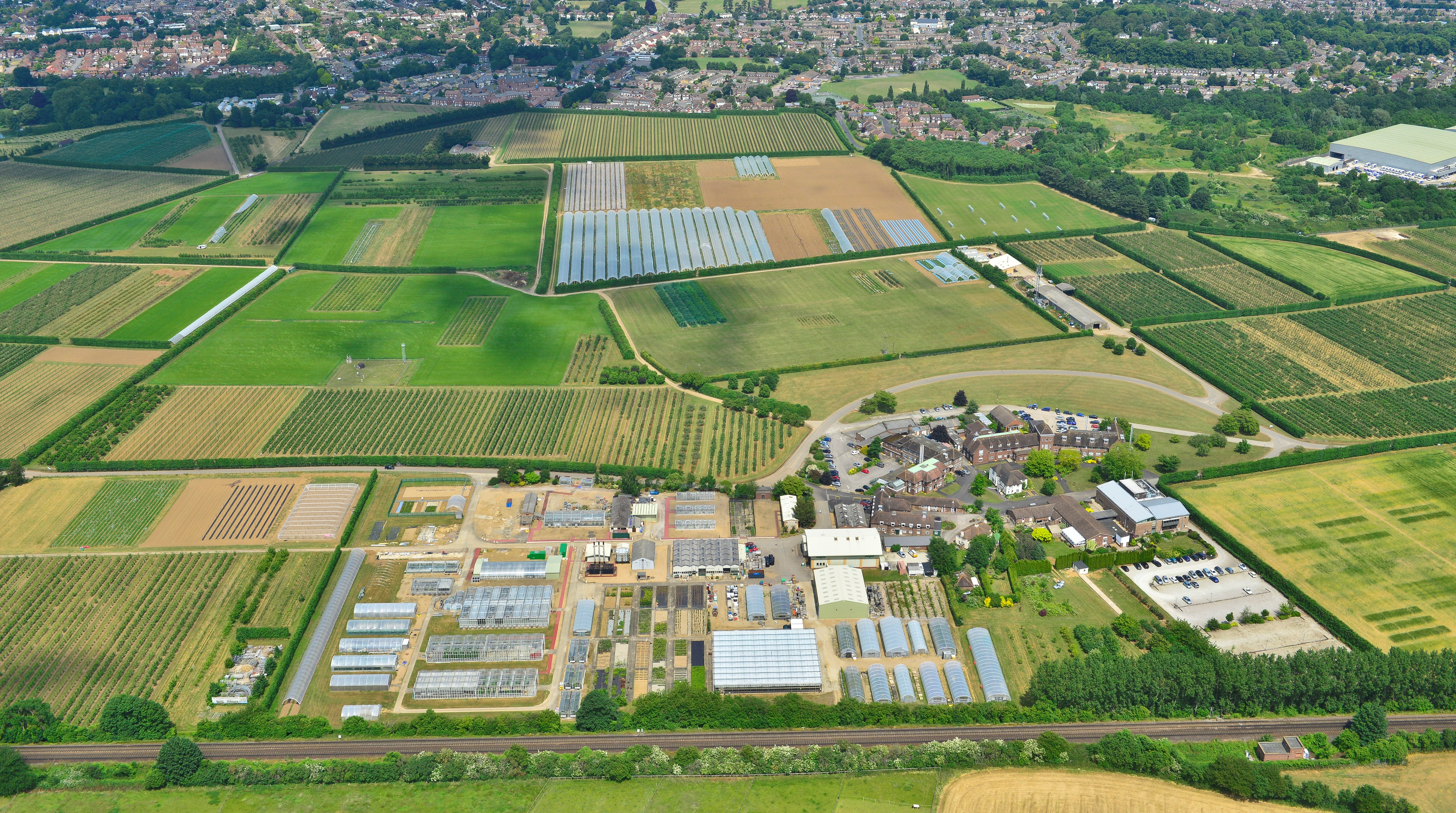East Malling Research Campus