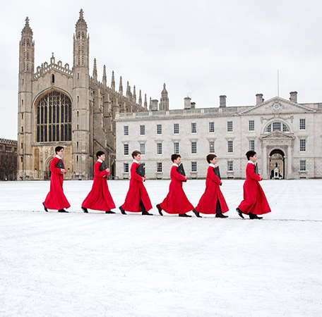 King's College Cambridge - Christmas Update